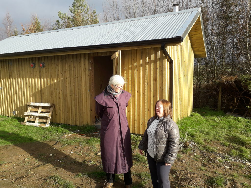 Boiler House and fuel store community energy case study