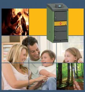 HDG Log Boiler