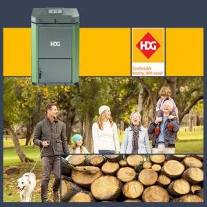 HDG Euro Log Boiler