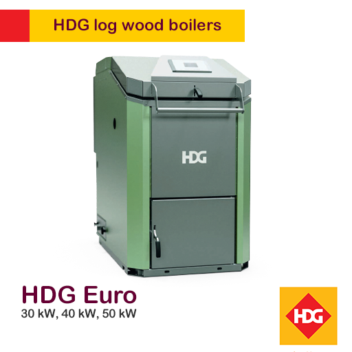 HDG Euro 30 to 50 kW
